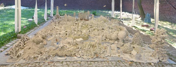 Die Mitmachstadt im September. Foto: Eberhard Weible