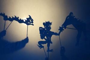 Das Schattenspiel am Abend. Foto: Montag Stiftung Kunst und Gesellschaft